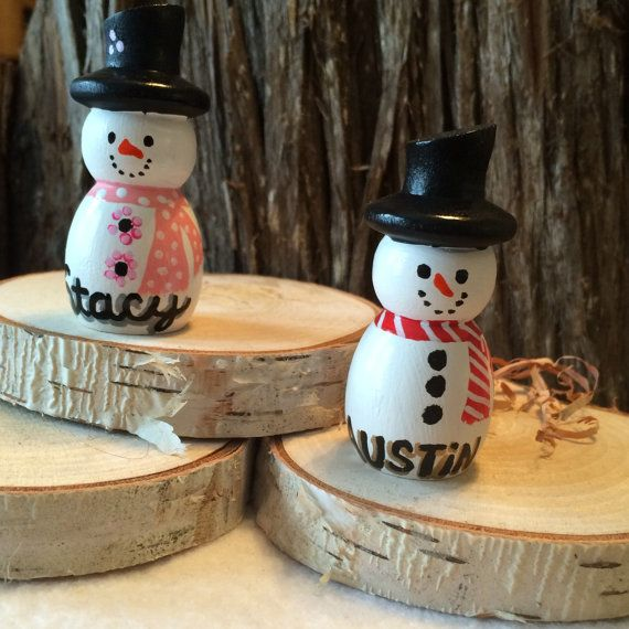 Christmas gift for everyone on your list Snowman by expressionshop