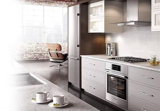 Bosch built-in refrigerators