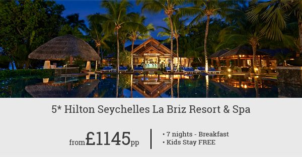 Enjoy a fun-packed Seychelles holiday within your budget. Book our exclusive holiday package for Coco de Mer Black Parrot Suites now. Free stay for kids!
