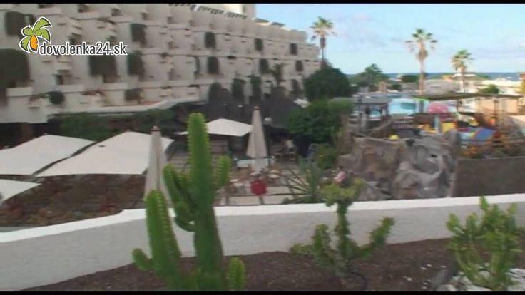 Hotel Gala, Tenerife, Kanárske ostrovy