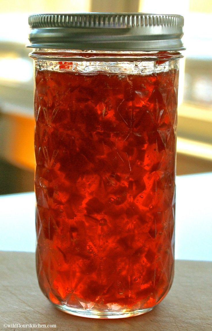 Pepper jelly, Red pepper jelly and Jelly on Pinterest