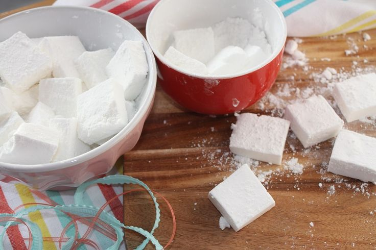 This recipe came about because we were running some cooking classes and needed to use marshmallow in one of the recipes. As only white marshmallows have no nasty numbers I couldn't find packets that only had white ones (they all had mixed colours). So instead of wasting money by buying packets and then throwing all [...]