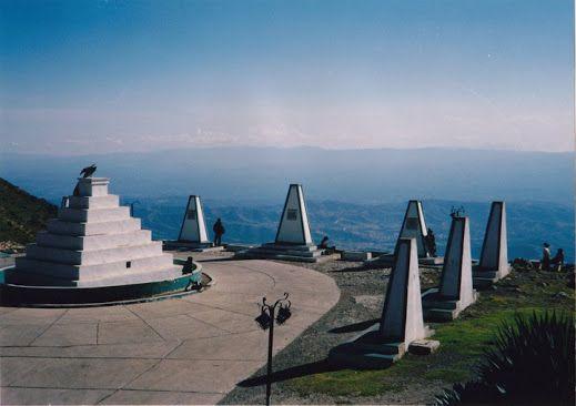 El Mirador de Los Cuchumatanes, Chiantla Huehuetenango