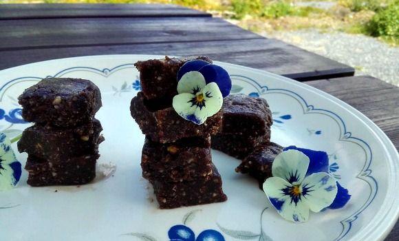 Raw Nutella-fudge | Ragnhild Nordrum | Bloglovin'