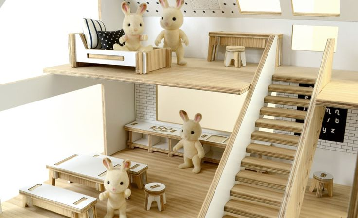 House I   TAMIDO dollhouses