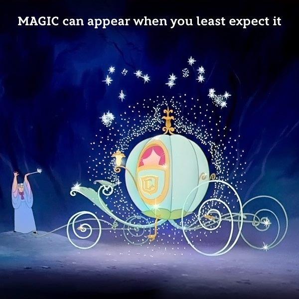 Magic Disney quote