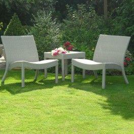 Palma Chairs & Coffee Table