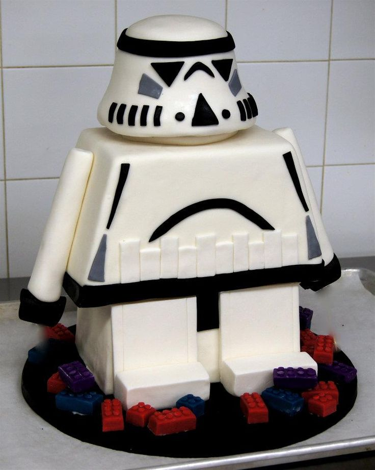 Grooms cake Star Wars by Whippt desserts