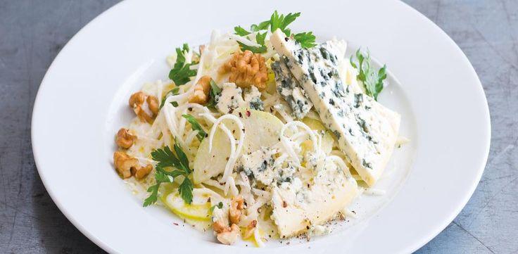 Recepty: Celerový salát se sýrem