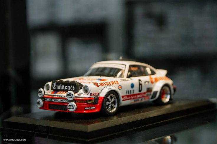 Just Because: This Is The Beautiful World Of Scale Models • Petrolicious