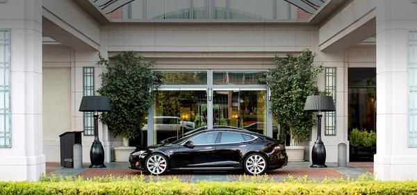 Do Tesla owners make a building more appealing? Of course. It's no coincidence that Tesla Motors [NASDAQ: TSLA] named itsfirst four vehicle models: S, ☰, X, Y