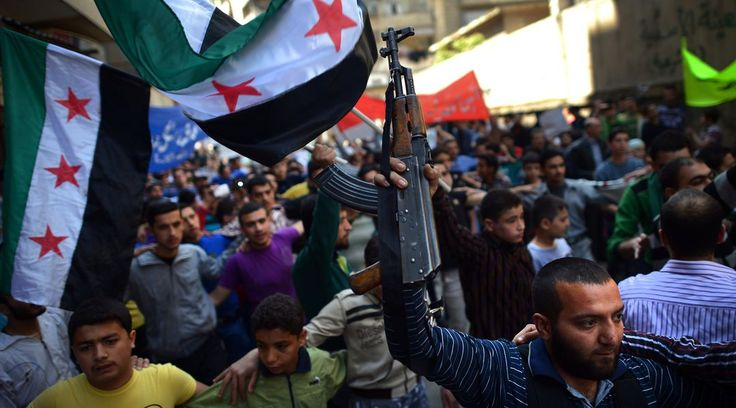Rare good news from Syria: some people are rising up against al-Qaeda - Vox