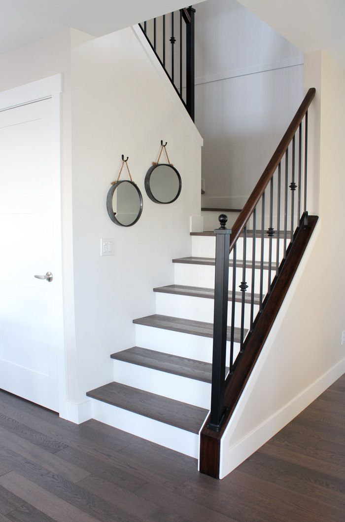 Our Home Over The Past Decade In 2020 Hardwood Stairs Stairs In Living Room Staircase Makeover