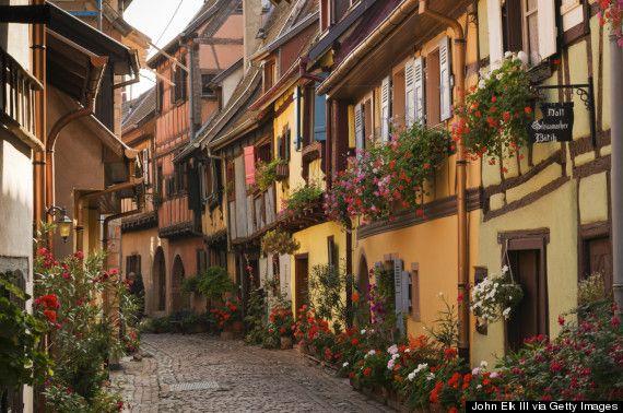 一度は行ってみたいヨーロッパで最も魅力的な町 9選