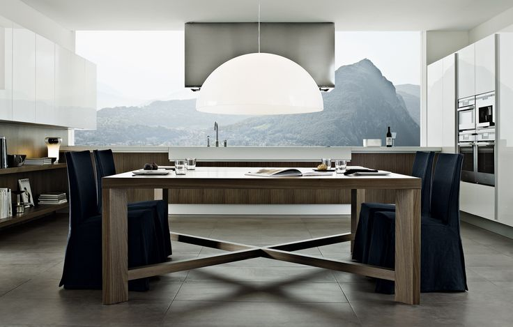 .ALEA KITCHEN CABINETRY Designed by Paolo Piva