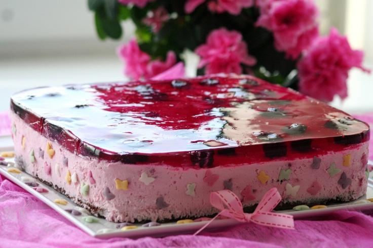 Ciasto tortowe o smaku czekoladowo-malinowym z galaretką http://www.panitereska.pl/ciasto-tortowe-czekoladowo-malinowe-z-galaretka
