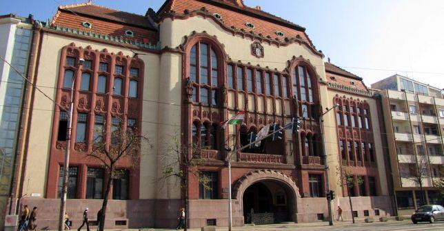 Megyeháza, Látnivalók, Debrecen | Világnéző