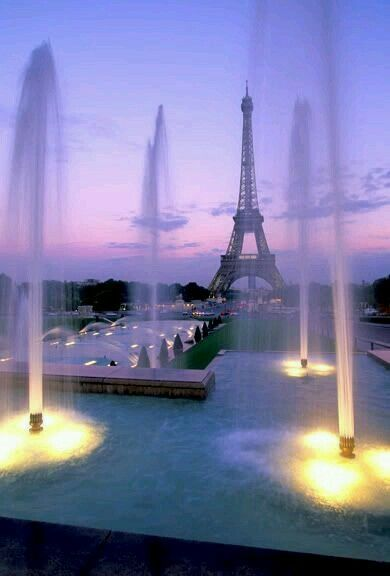 Eiffle Tower, Paris France