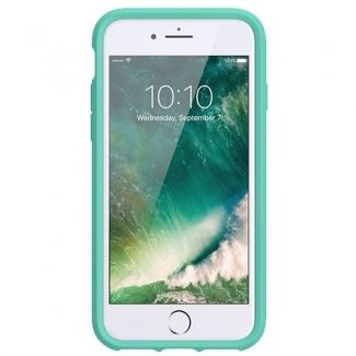 Griffin Survivor -Journey Strong / Military Standard 810-G standards [6.6 Ft.] Drop Protection On Concrete Cover Case Mint Green /Apple White Fluorescent Fits Apple Iphone 7 /6S/6 [4.7 inch ] Cellphone