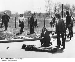 Unforgettable image of Kent State