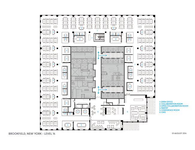 office space planning boomerang plan. simple planning office space planning boomerang plan brookfield properties  headquarters floor plan h for office space planning boomerang plan a