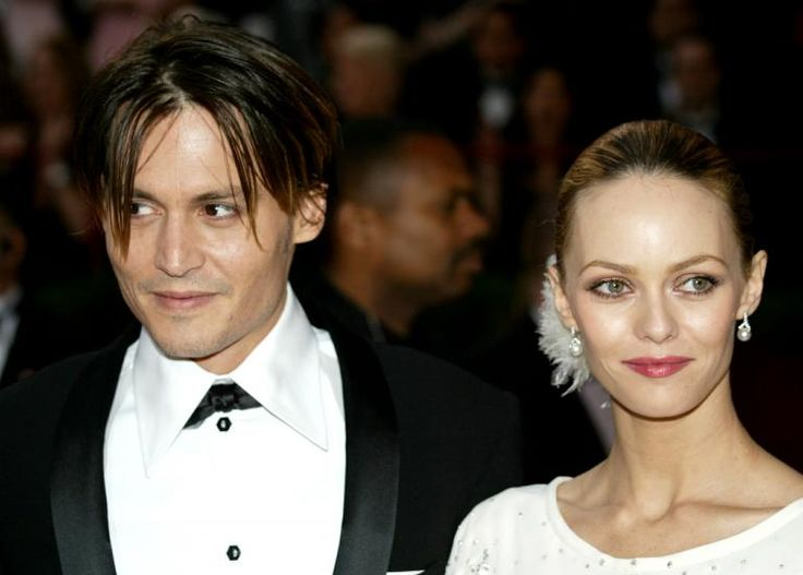 Johnny Depp, Vanessa Paradis...What it was...