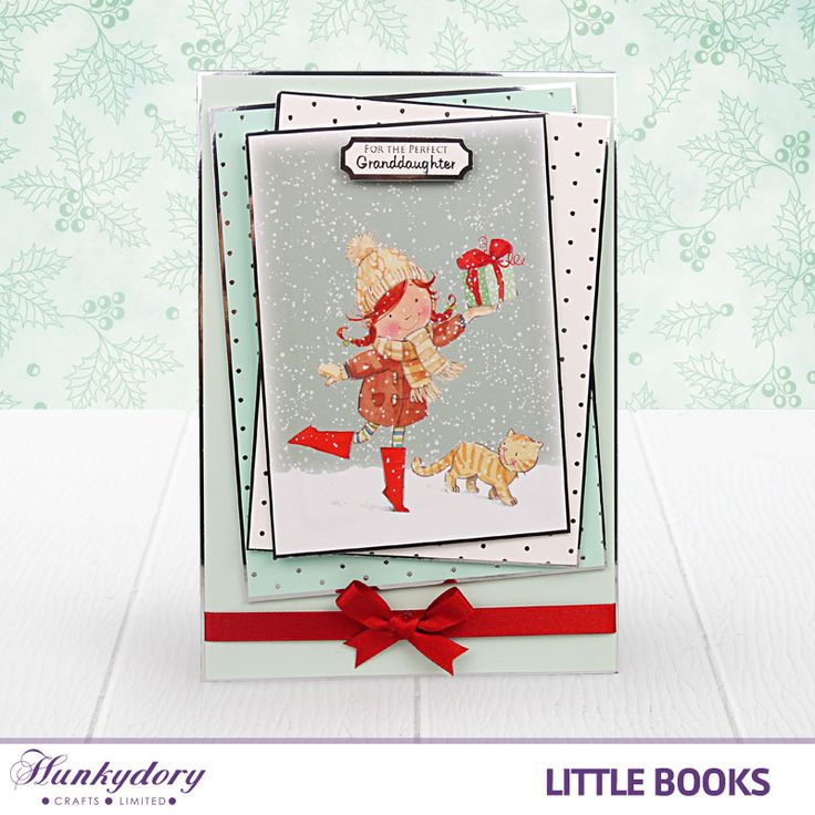 This image from The Little Book of Cute Christmas really does melt out hearts!!