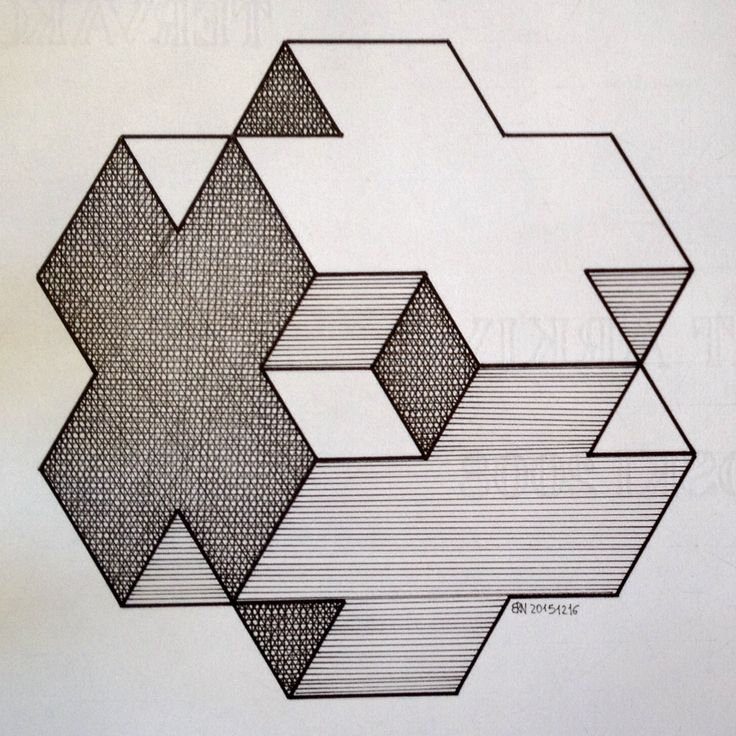#solid #polyhedra #geometry #symmetry #pattern #pencil