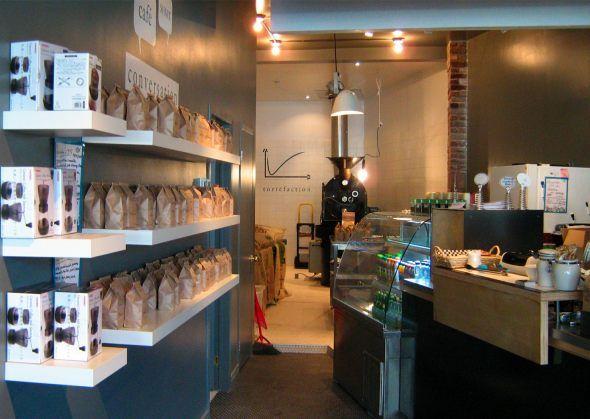 Cafe Saint-Henri