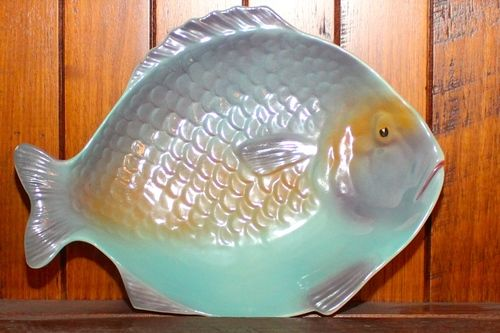 Shorter and Son Fish Platter
