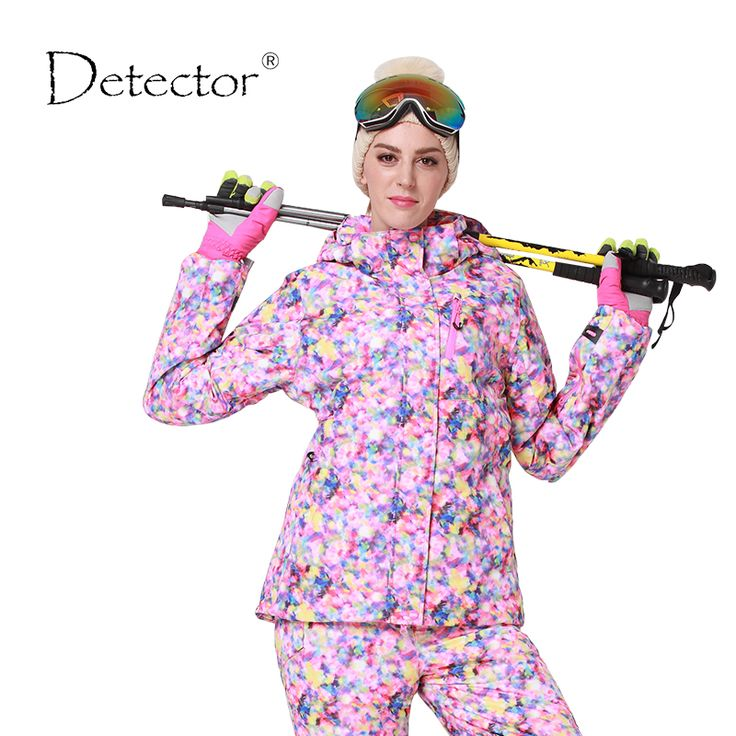 Dropshipping new Brand snow jacket waterproof windproof thermal coat hiking camping cycling jacket winter ski jacket Women ** AliExpress Affiliate's buyable pin. Find out more on www.aliexpress.com by clicking the image