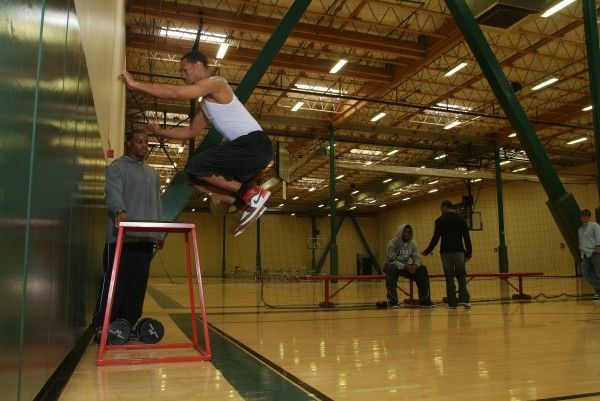Tips on Training to Increase your Vertical