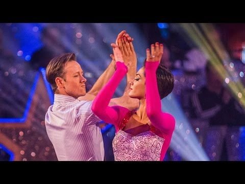 Frankie Bridge & Kevin Clifton Paso Doble to 'America' - Strictly Come Dancing: 2014 - BBC One - YouTube