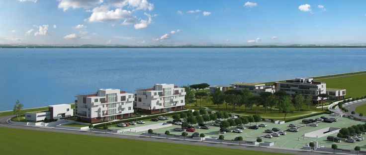 #Soleis Residential Complex - #Luxury #Realestate #ForSale in #Lignano Sabbiadoro #Italy #villa #house #flat #penthouse #parking