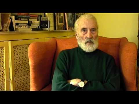 Christopher Lee talking about symphonic metal- he is awesome.