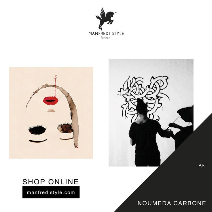 Discover Noumeda Carbone creations on manfredistyle.com