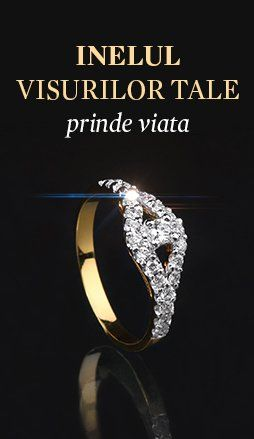 Inel logodna rubin din aur galben 14k 18k G L73_HE_4.00x4.00_G_RB