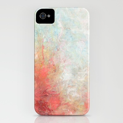 Very cool iPhone cases. Maybe I'll break down and actually buy one, esp. with little one on the way.