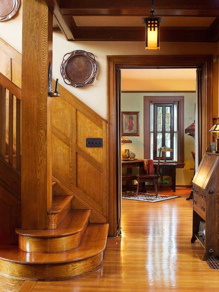Foyer Hallway Kit : Best images about craftsman style interiors on