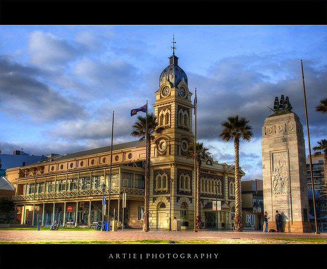 The Glenelg Town Hall, South Australia - HDR