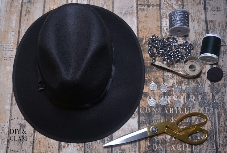 Diy sombrero boho chic | Diy & glam