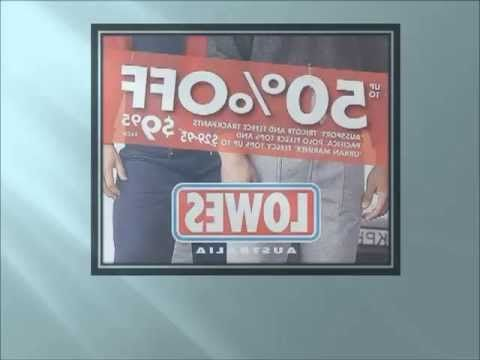 Lowes Promotion Code - Save on Home Improvement with Lowes Promotion Code - YouTube
