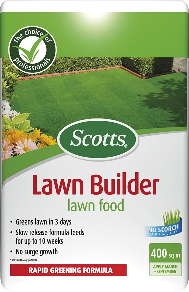 Scotts Lawn Builder Lawn Food Bag, 8 kg ** Check out the image by visiting the link. #Gardening