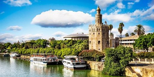 Seville has beautifully intact Moorish architecture and a vibrant food scene, while in winter maximum daytime temperatures are around 16°C. The city is yours to...