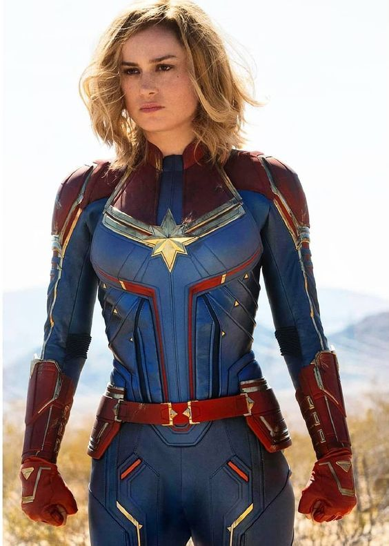 Captain marvel is coming #Captainmarvel #marvel #cosplayclass
