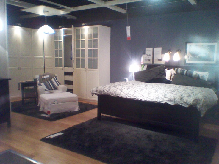 Ikea Master Bedroom Bedrooms Pinterest