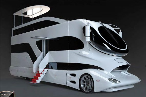 Introducing The Most Pimped Out Rv You Will Ever See The