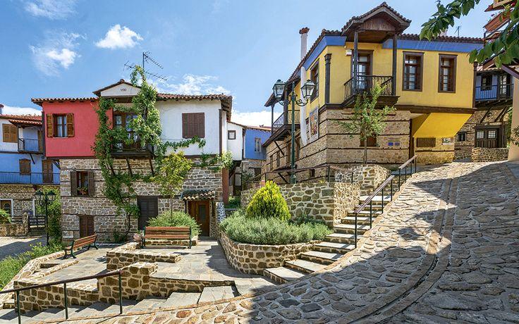 The Vibrance of Halkidiki's Arnea and Varvara Villages - Greece Is
