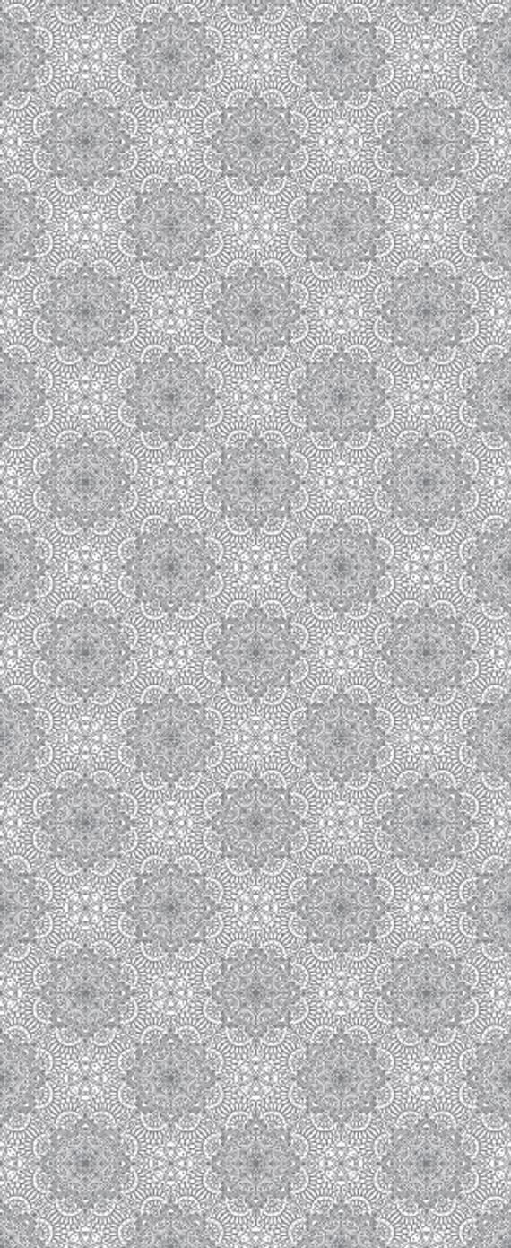Indian Wallpaper Mandala Black And White Wallpaper Removable Etsy Self Adhesive Wallpaper Black And White Wallpaper White Wallpaper