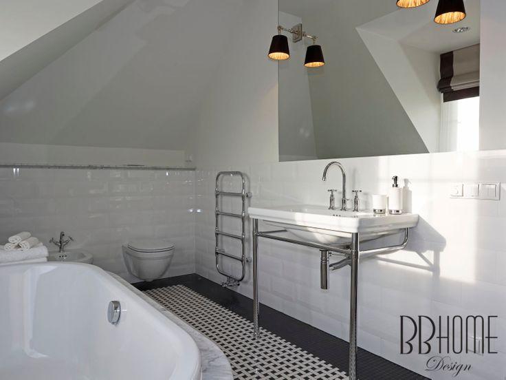 Łazienka z nieco innego ujęcia